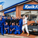 Kwik Fit Event Back to the Future Nottingham Event photography by Michal Podrucki