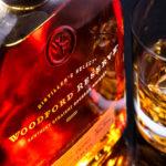 Product Photographer Nottingham Woodford Reserve Whiskey Bottle